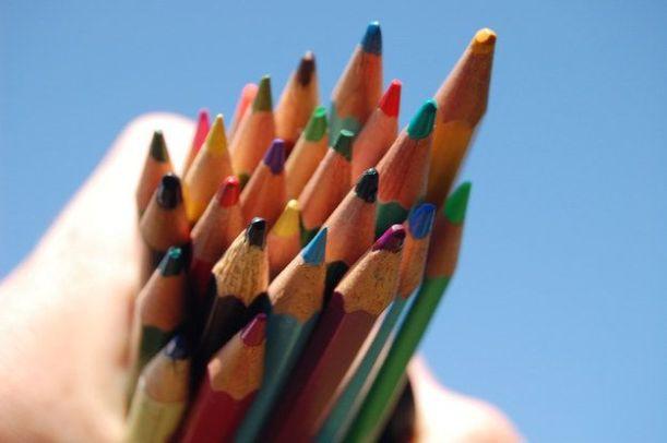 agrupació llapis